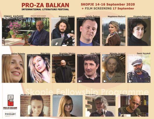 """Започнува осмото издание на фестивалот """"ПРО-ЗА Балкан"""""""