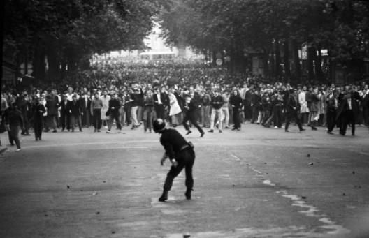 Мајските протести во Париз, 1968