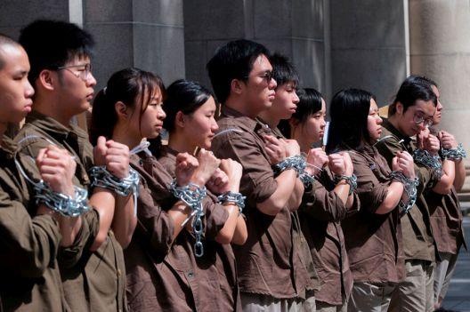 Борба за опстанок на Хонгконг