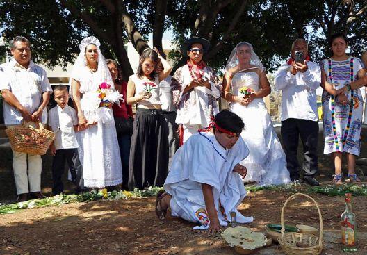 """70 жени се """"омажиле"""" за дрвја за да ги спасат од сеча"""