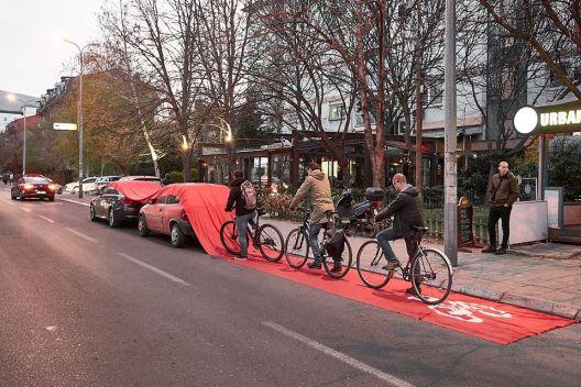 НаТочак: Како тоа нема место за велосипедски ленти?