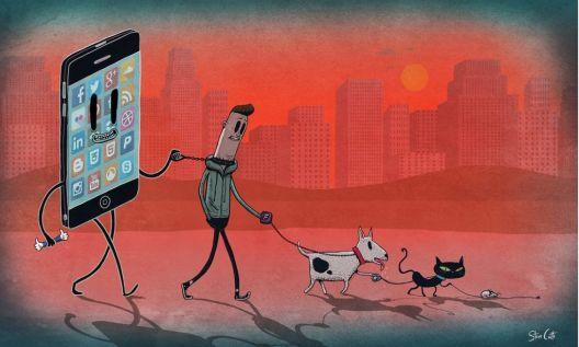 Кои се ризиците од тоа што децата поминуваат повеќе време на социјалните мрежи?