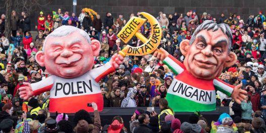 ЕУ: Буџетот спасен, правната држава под закана