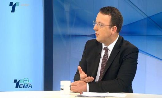 """Aлександар Николоски со измислени """"факти"""" за заклучоците од министерскиот состанок во Луксембург"""