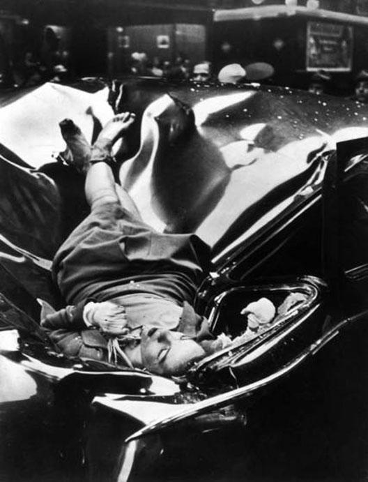 Најубавото самоубиство: страшна смрт, бесмртна фотографија