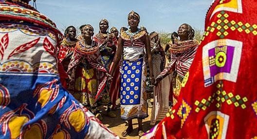 Женско село во Кенија како одговор на машкото насилство