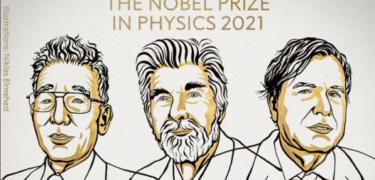 Нобелова награда за физика за научниците што го создадоа моделот што ги предвидува климатските промени