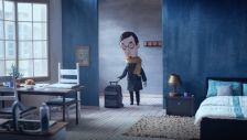 """""""Негативен простор"""" - анимиран филм"""