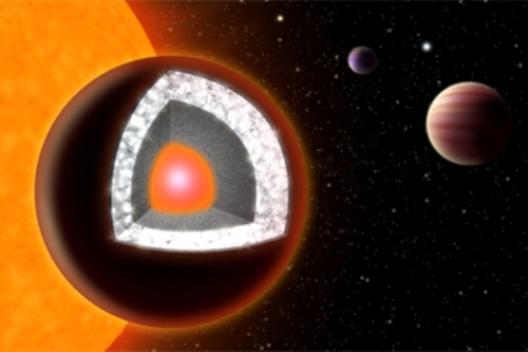 Најден е дијамант двојно поголем од Земјата!
