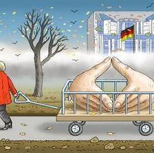 Дали заминувањето на Меркел ќе го продлабочи јазот меѓу европскиот исток и запад?