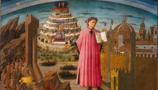 На барање на издавачот, Данте додава уште осум кругови во Пеколот
