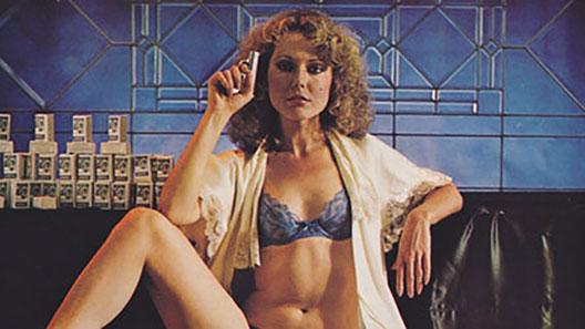 Реклами за кокаински реквизити од 70-тите