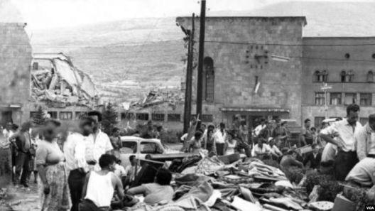 Скопје одбележува 56 години од катастрофалниот земјотрес