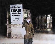 Фотографии од времето на шпанскиот грип, актуелни и денес