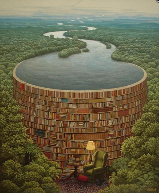 Земја без библиотеки
