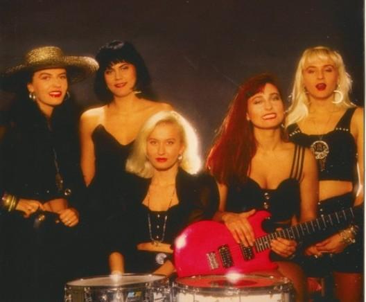 Балкански женски бендови