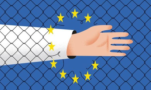 Европа како Америка