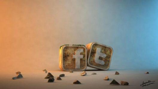 Фејсбук или Твитер: што зборува за нас изборот на социјалната мрежа?