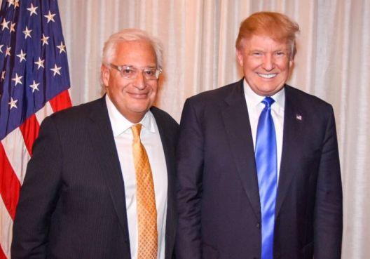 Противникот на палестинската држава нов амбасадор на САД во Израел