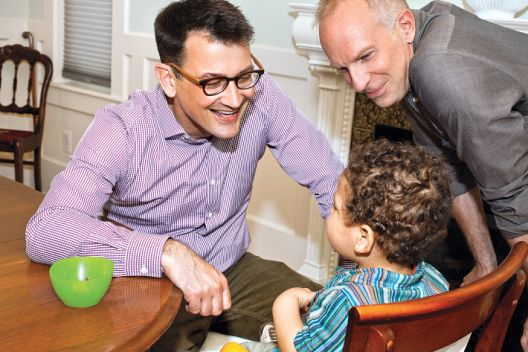 Геј родителите – родители како и сите други