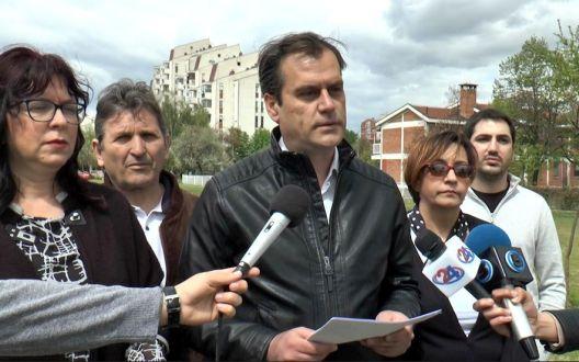 Камчев сака да гради кај Мајчин дом, нема да дозволиме богатење на сметка на здравјето на граѓаните