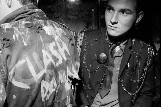 Фотографии од лондонската панк сцена (1976-1977)