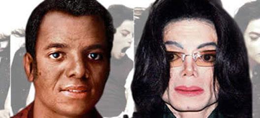 Мајкл Џексон - пред и откако станал Македонец