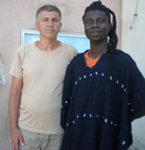 Авторот на интевјуто Огненовиќ со Сејди