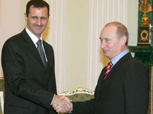 Воената поддршка на Русија во Сирија има многу поголема врска со Украина отколку со Блискиот исток