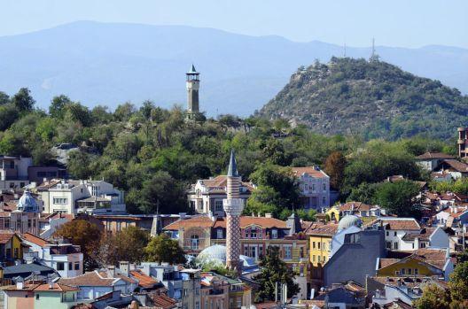 Европа почнува во Пловдив