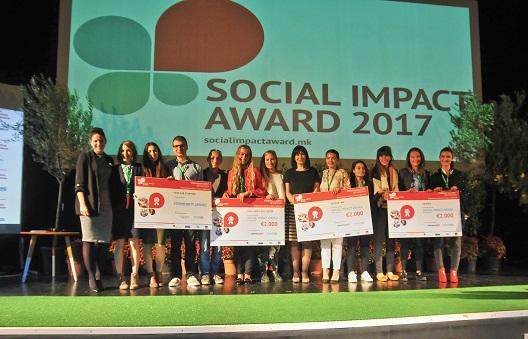 Награди, социјални иновации и споделени визии за подобро општество