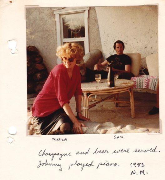 Сем Шепард за љубовта со Џесика Ланг