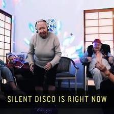 Нечујно диско за сениори