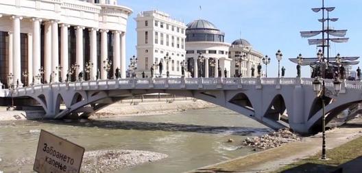"""(Видео) """"Скопје 2014"""": Проектот кој рушеше град, културно наследство и демократија"""