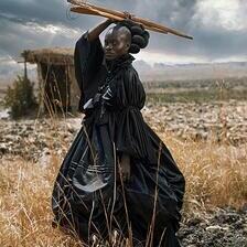 Викторијанка од Африка