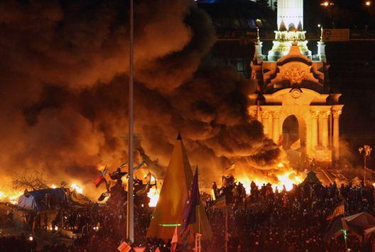 Во Украина почнува граѓанска војна