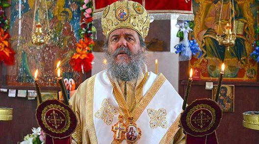 Контраспин: Верниот македонски народ е слободомислечки, Владико!