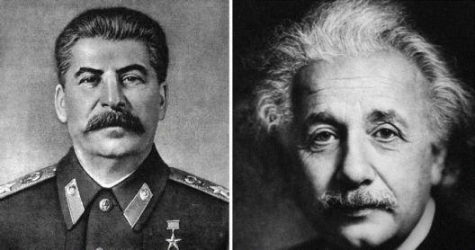 Ајнштајн и Сталин
