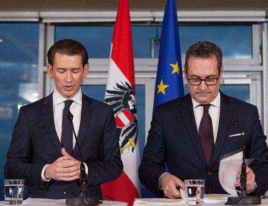 Добредојдовте во Австрија