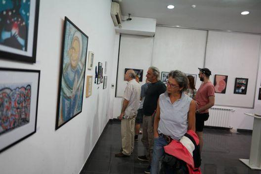 """Изложба """"Донирај уметност"""" во КИЦ"""