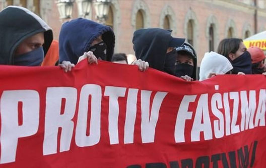 Зошто сум антифашист