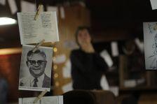 25 години од смртта на Конески - перформанс