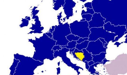 БиХ влегува во ЕУ на местото на Велика Британија