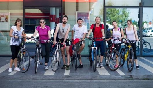Библиоциклирање: со велосипед до библиотека од град до град
