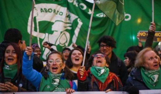Зелениот феминистички бран во Чиле