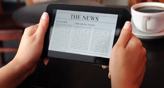 Како интернетот го промени новинарството