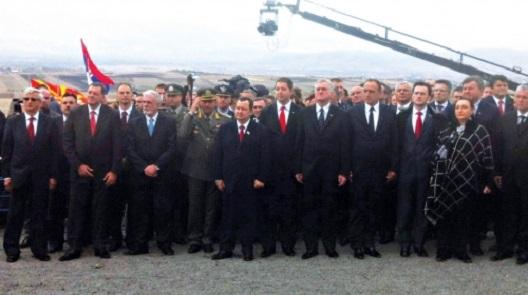 Парадоксите на ВМРО-ДПМНЕ: Заедничка историја со Србија може, а со Бугарија никако!