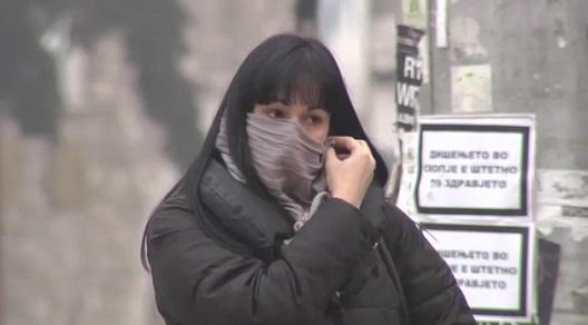 Загадување на воздухот: требаат енергични мерки за да не дишеме на жабри