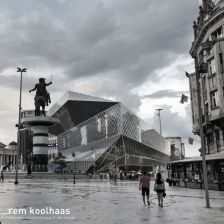 Како би изгледало Скопје да го градеа најдобрите архитекти