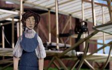 Госпоѓа Тод - првата жена што проектирала авион